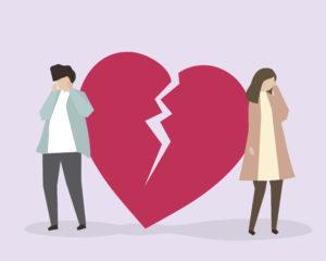 Год после развода